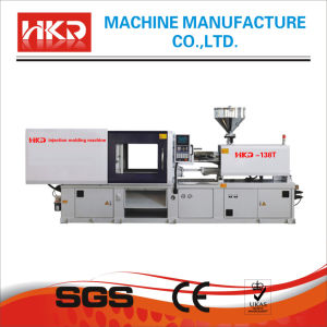 138tons Plastic Injection Molding Machine
