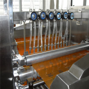 Sachet Medicine (water) Four-Side Sealing and Multi-Line Packing Machine pictures & photos