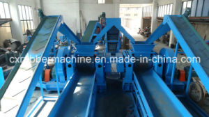 Tire Recycling Rubber Powder Production Line/Waste Tire Recycling Machinery pictures & photos