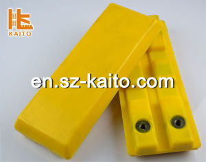 Road Milling Machine Wirtgen Parts Polyurethane Pads pictures & photos