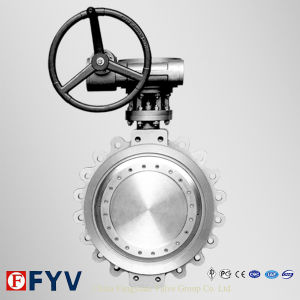 ANSI Lug Type Butterfly Valve Semi-Stem Butterefly Valve pictures & photos