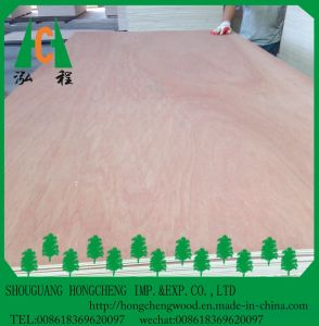 4.5 mm Bintangor Wood Veneer Faced Plywood pictures & photos