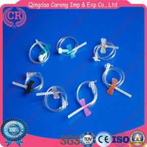 Disposable Scalp Vein Set for Infusion Set pictures & photos