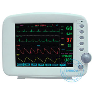 6-Parameter Patient Monitor (Moni 8F) pictures & photos