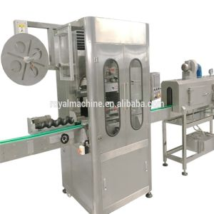 Automatic Type Bottle Sleeve Labeling Machine pictures & photos