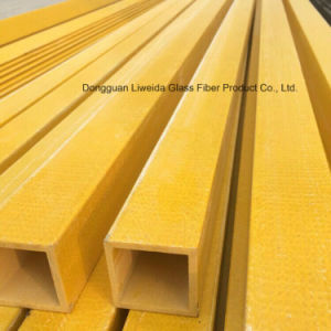 High Strength FRP/GRP Pultruded Structural Shapes, FRP Channel pictures & photos