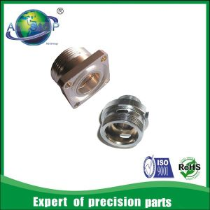 High Precision DIY CNC Lathe Part