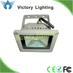 IP65 Waterproof 10W Bridgelux COB LED Floodlight pictures & photos