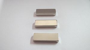 Permanent Magnetic Nickel Coated Neodymium Block Magnet (Uni-Block-007) pictures & photos