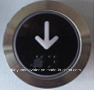 Hyundai Push Button for Elevator Parts (TY-PB36) pictures & photos