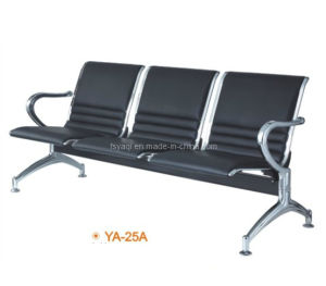 All-Cushioned Metal Construction Waiting Chair (YA-25A) pictures & photos