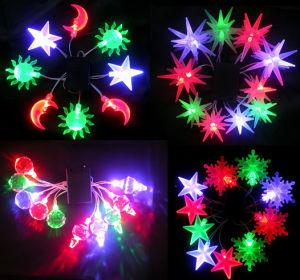 Christmas Acrylic Light Cluster