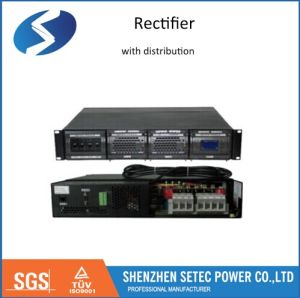 Power Rectifier System with Output Voltage 24VDC / 48VDC / 110VDC / 220VDC pictures & photos