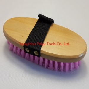Salable Wooden Body Brush (PY-4302)