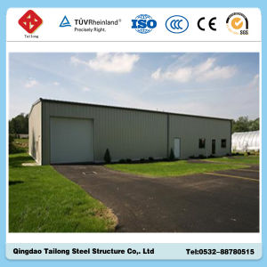 Factory Industrial Steel Structure Car Garage pictures & photos