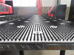 CNC Turret Punch Press Hydraulic Machine with Oversea Service pictures & photos