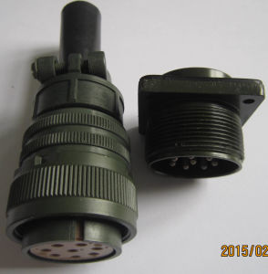Rain Proof Circular Connectors (5015 Series) pictures & photos