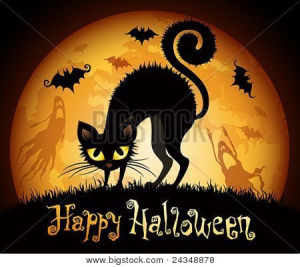 Halloween Decoration Painting Customized, Halloween Gifts Customized pictures & photos