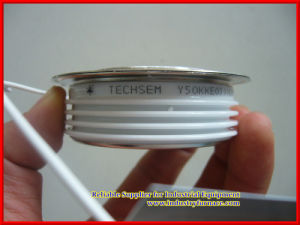 Capsule Disc Type Phase Control Thyristor SCR Kp pictures & photos