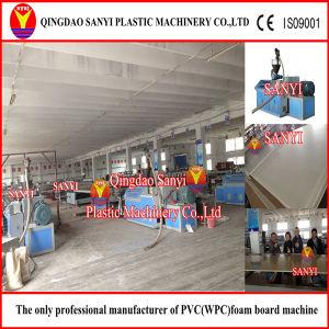 PVC Foam Board Machine/ Plastic Machine /WPC Machine pictures & photos