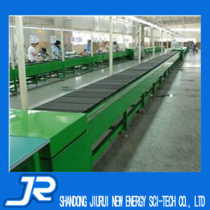 Chain Plate Conveyor with Side Guide for Food Processing pictures & photos