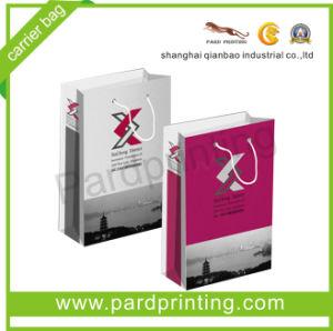 Twist Handle Paper Carrier Bag (QBB-1436)