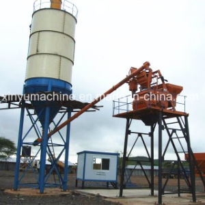 Skip Hopper Type Concrete Batching Plant (HZS25) pictures & photos