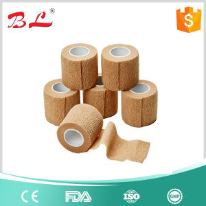 Tattoo Self-Adhesive Elastic Bandage Wrap 5cm for Tattoo Grip Tube pictures & photos