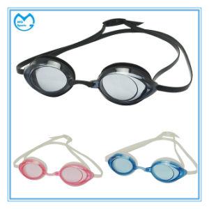 Wholesale Adult Prescription Sports Glasses Swim Goggles pictures & photos