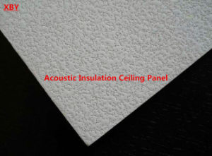 Sound Absorption Thermal Insulation Ceiling Board pictures & photos