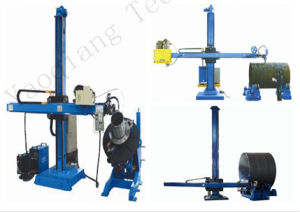Column and Boom Rotary Type Welding Center Manipulator pictures & photos