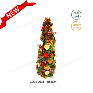 Unique Cherry Christmas Gift Plastic Flower Wedding Decoration H2-2.5 Feet pictures & photos