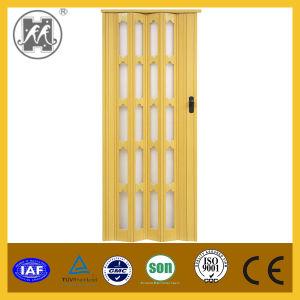 Bathroom PVC Folding Door pictures & photos