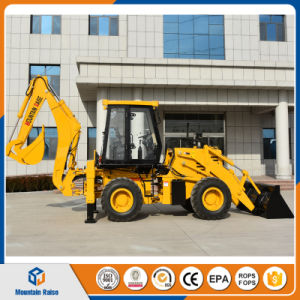 Chinese Manufacture Big Digger 30-25 Backhoe Loader pictures & photos
