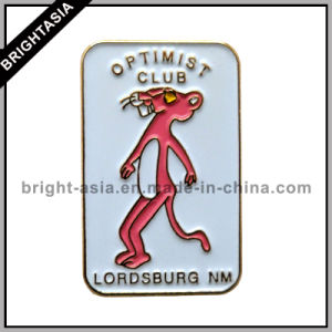 Enamel Custom Metal Pin for Pin Badge (BYH-10668) pictures & photos