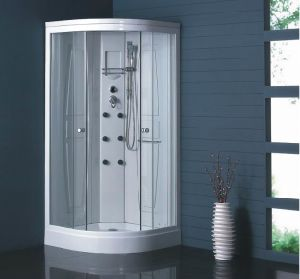 Corner Tub Shower Combo Shower Cabin