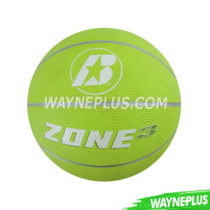 Rubber Basketball, Rubber Leather Basketball, Customed Logo Rubber pictures & photos