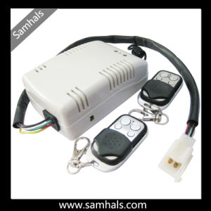 4 Channel Rolling Code Remote Controller for Garage Door (SH-KZQ003) pictures & photos