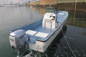 23FT / 6.8m Fiberglass Panga Boat pictures & photos