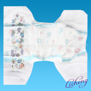 Disposable Baby Diapers with High Quality and Absorbency (LCOD-007)