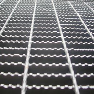 Hot Dipped Galvanized Serrated Steel Grating, Bar Grating pictures & photos
