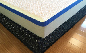 General Home Used Ultra Comfortable Hybrid Latex Memory Foam Mattress pictures & photos
