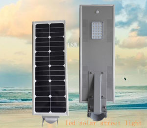 18W Factory Price Stainless Steel Solar Garden Light Outdoor pictures & photos