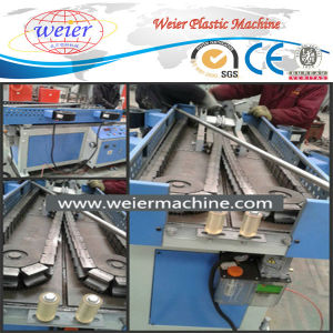 Single Screw Extruder for Corrugation Tubes Flexible Plastic Corrugated Pipe Making Machine pictures & photos