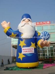 Inflatable Christmas Santas Decorations
