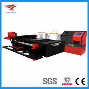 CNC Metal Laser Cutting Pipe and Sheet Machine (TQL-MFC-GB6015) pictures & photos