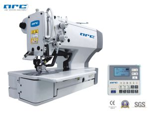 Electronic Lockstitch Button Holing Sewing Machine (AC-880B)