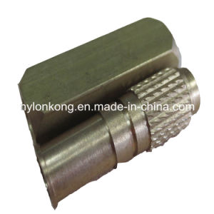 Copper CNC Machining Part (nlk-p-13) pictures & photos