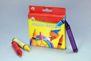 Best Selling 8PCS Jumbo Crayon pictures & photos