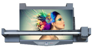 Large UV Flatbed Printer for Wood, Acrylic, Glass, Metal pictures & photos